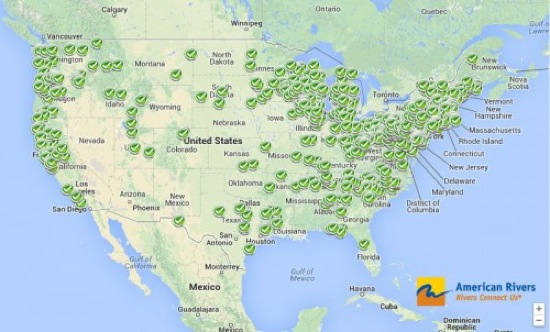 51 US Dams Removed in 2013 | Nor\'East Chapter Trout Unlimited