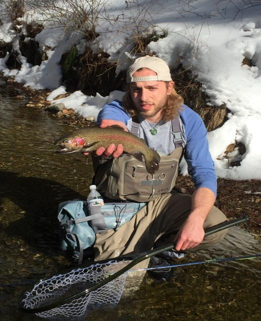 Nor 39 east chapter of trout unlimited for Nor easter fishing
